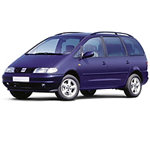 Каталог запчастей на SEAT ALHAMBRA (5/96-3/00) / FD GALLAXY (7/95-3/00) / VW SHARAN (10/95-3/00)