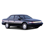 Каталог запчастей на MERCURY SABLE (86-91)