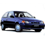 Каталог запчастей на SUZUKI SWIFT (89-) METRO