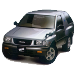 Каталог запчастей на ISUZU  RODEO/AMIGO/HONDA PASSPORT (98-)