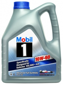 MOBIL 1 МАСЛО МОТОРНОЕ 4Л 10W60