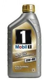 MOBIL 1 МАСЛО МОТОРНОЕ 1Л 0W40
