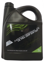 MAZDA ORIGINAL OIL ULTRA МАСЛО МОТОРНОЕ 5Л 5W30 ЕВРОПА (оригинал)
